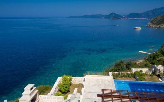 luxury villa rezevici budva
