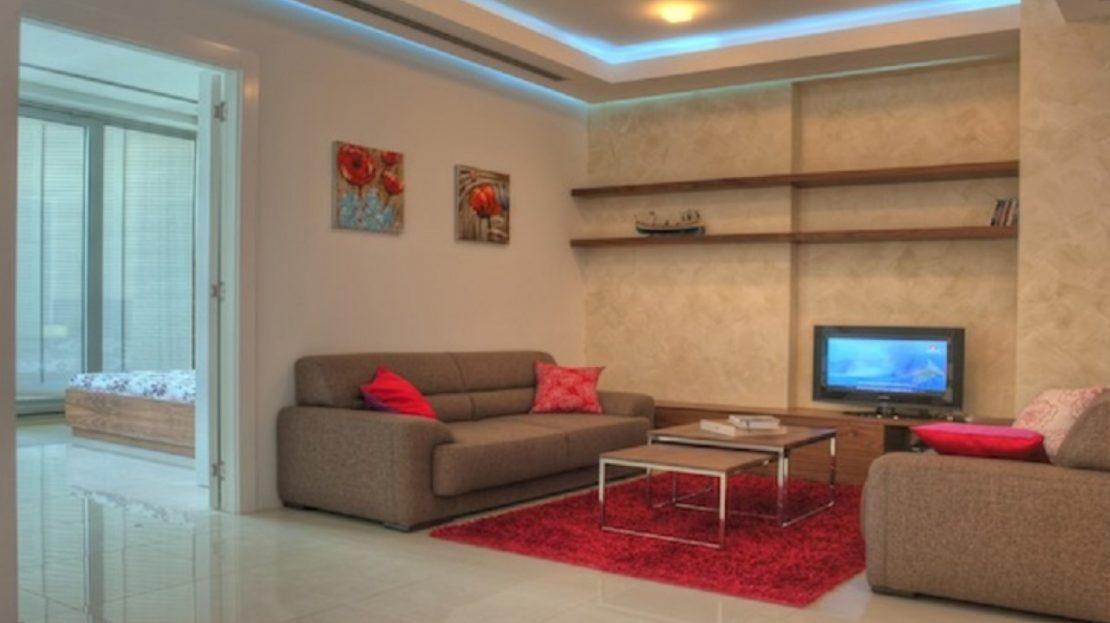 budva centre two bedroom