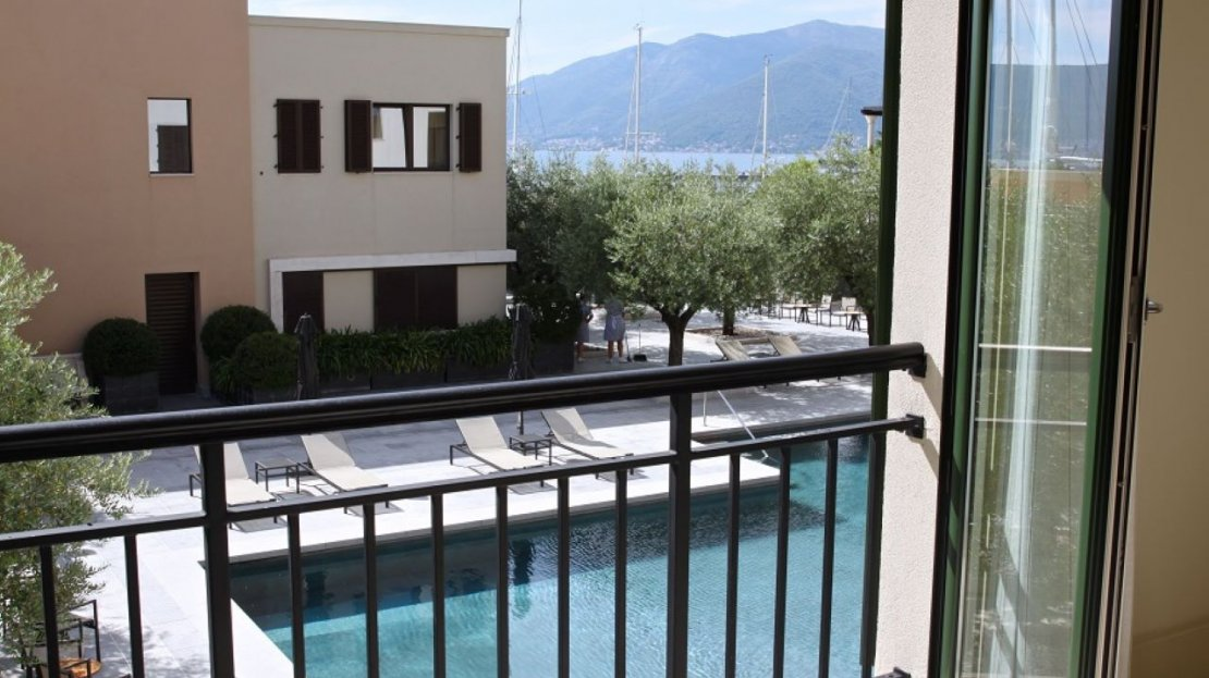 porto montenegro apartment sale