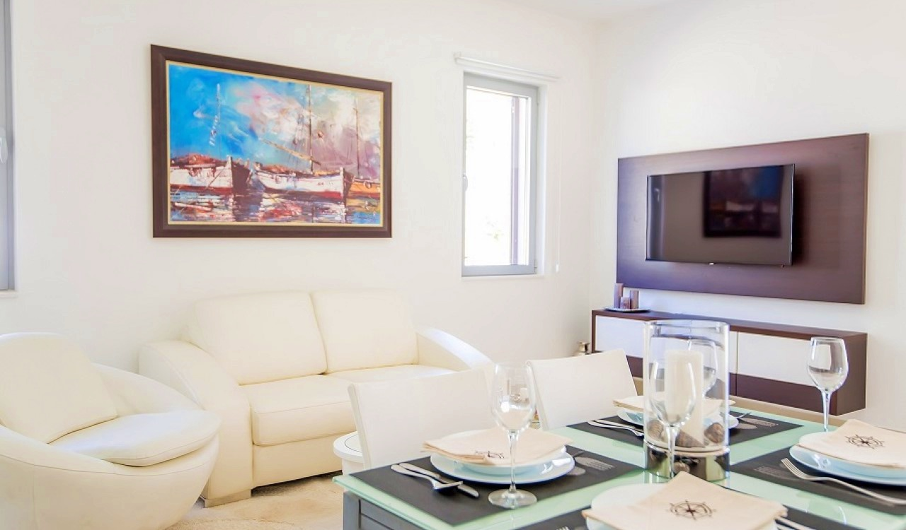 apartment one bedroom residential community kotor