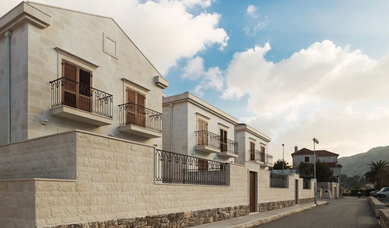 kotor dobrota luxury villa seafront