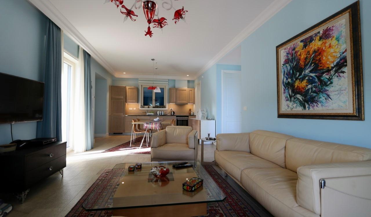 lustica bay penthouse