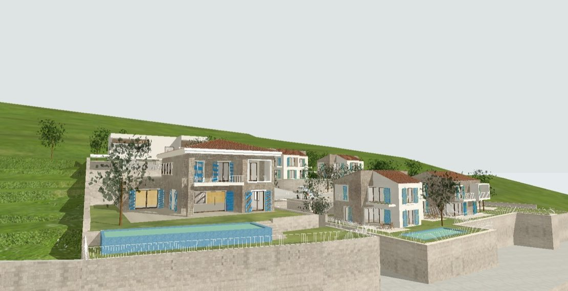real estate investment project montenegro