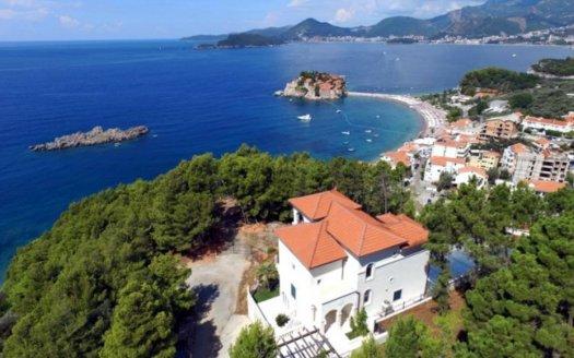 luxury villa sveti stefan
