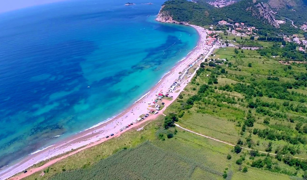 budva hotel development land