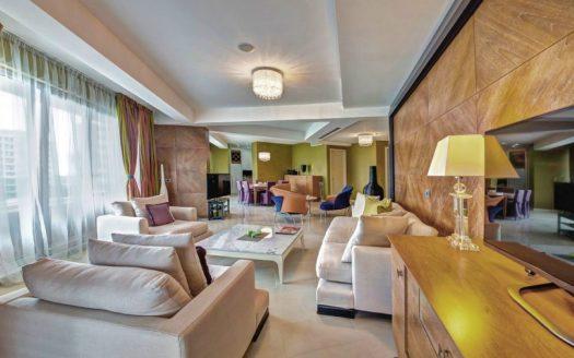 exclusive penthouse budva center