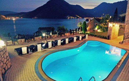 small hotel perast