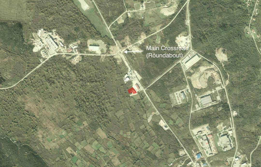 commercial land radanovici