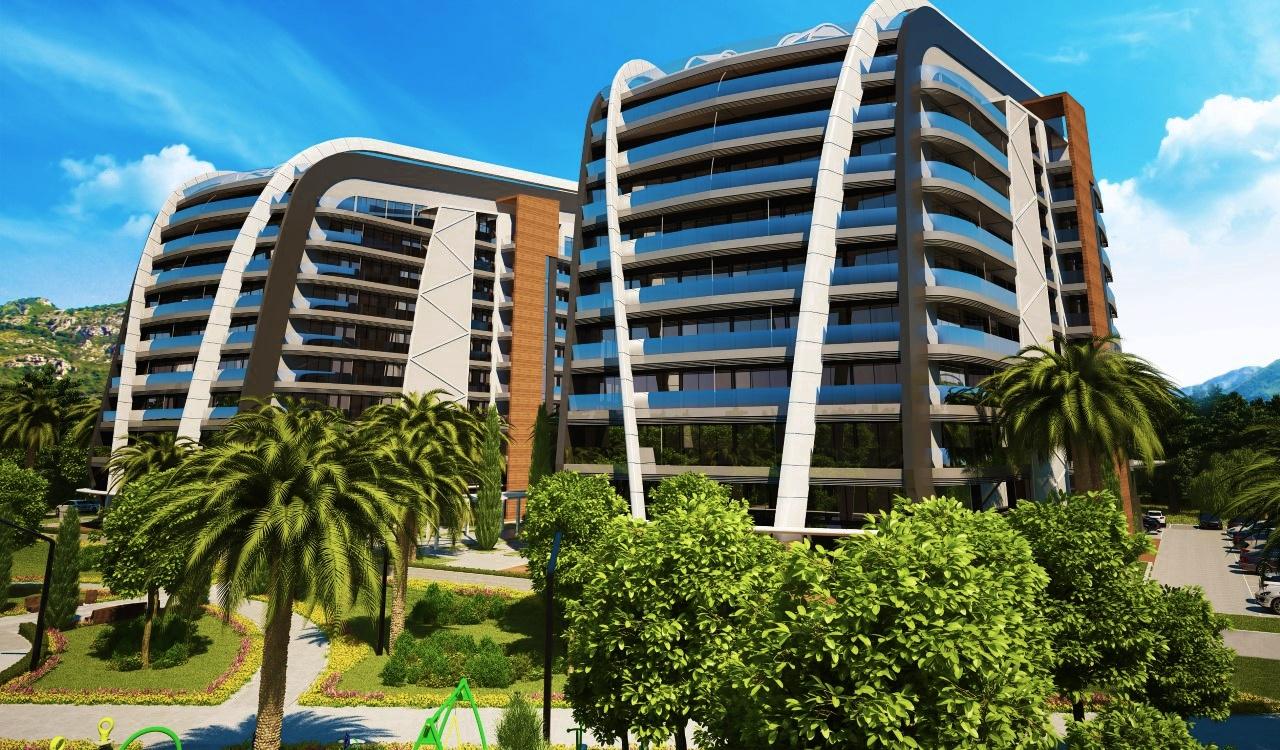 f9b6e3784dfd Элитный комплекс расположен в центре города, недалеко от пляжа - Бар ...