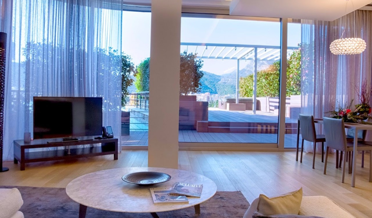 luxury two bedroom apartment budva