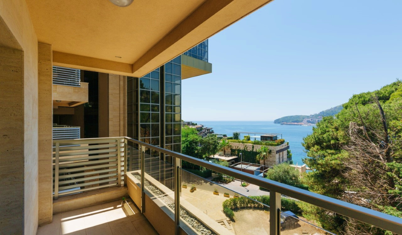 two bedroom apartment harmonia budva