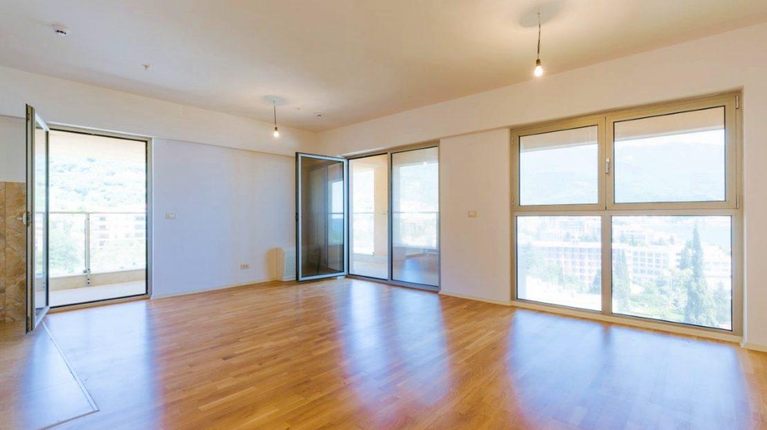two bedroom apartment harmonia budva