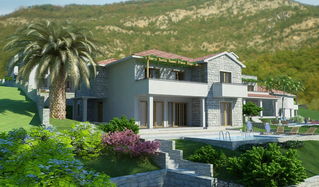 plot villa project kavac