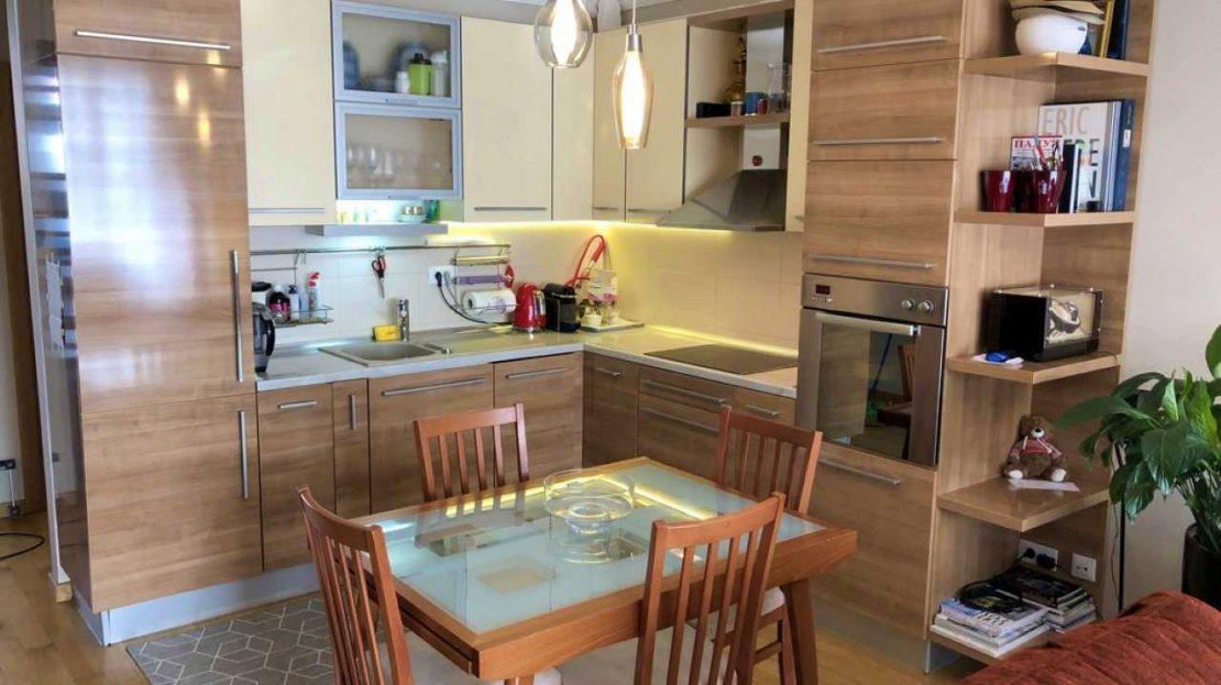 two bedroom apartment budva