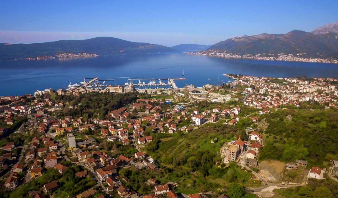 development land tivat