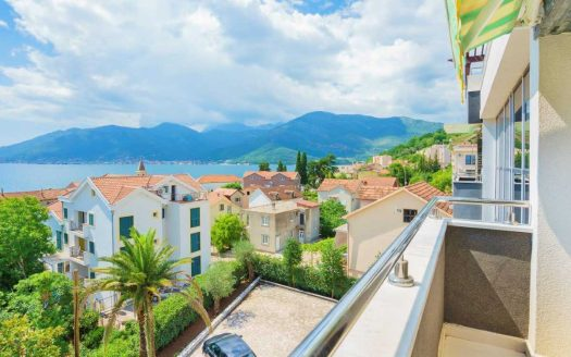 three bedroom apartment tivat
