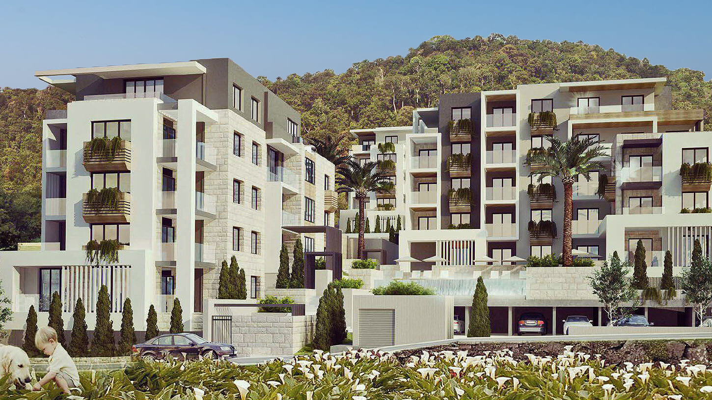 new apartments tivat