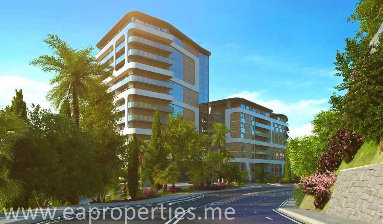 development land hotel budva
