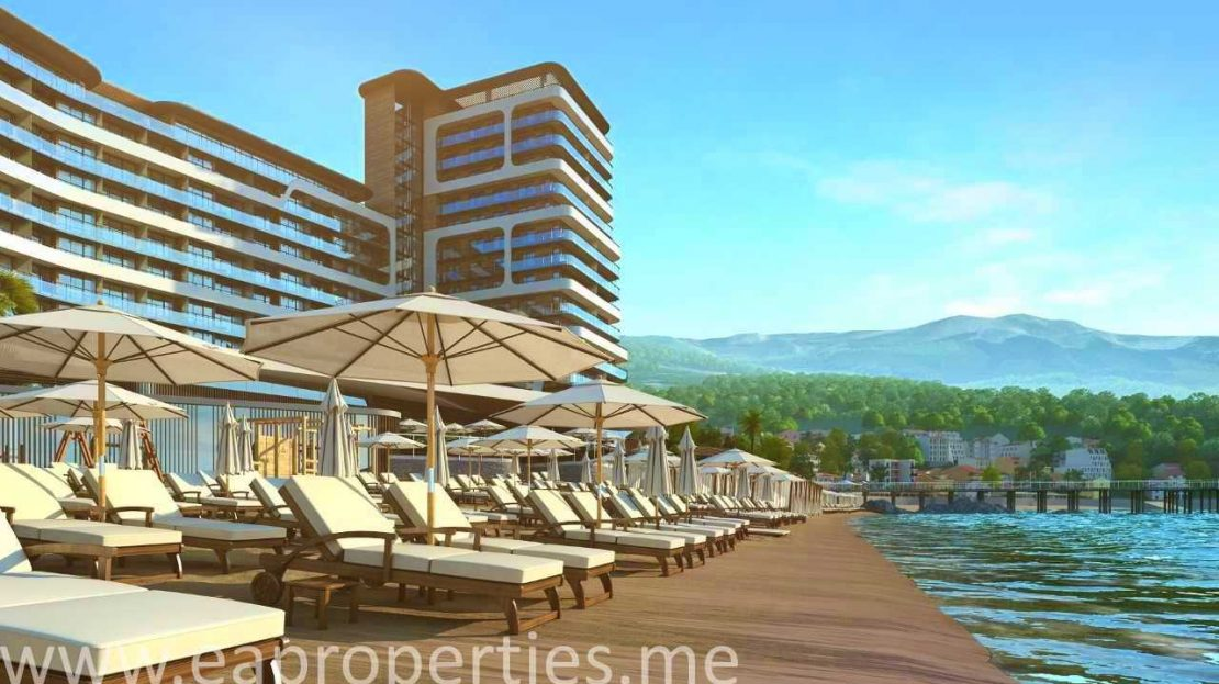 development land hotel budva