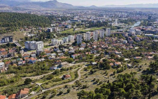 podgorica development land