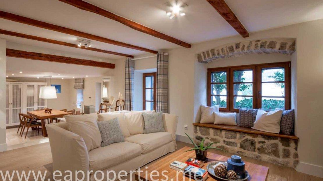 luxury stone house tivat sale