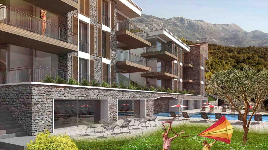 land residential project budva