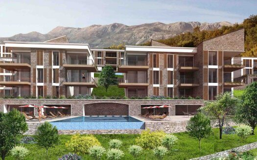 land residential project budva