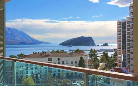 apartment tq plaza budva centre