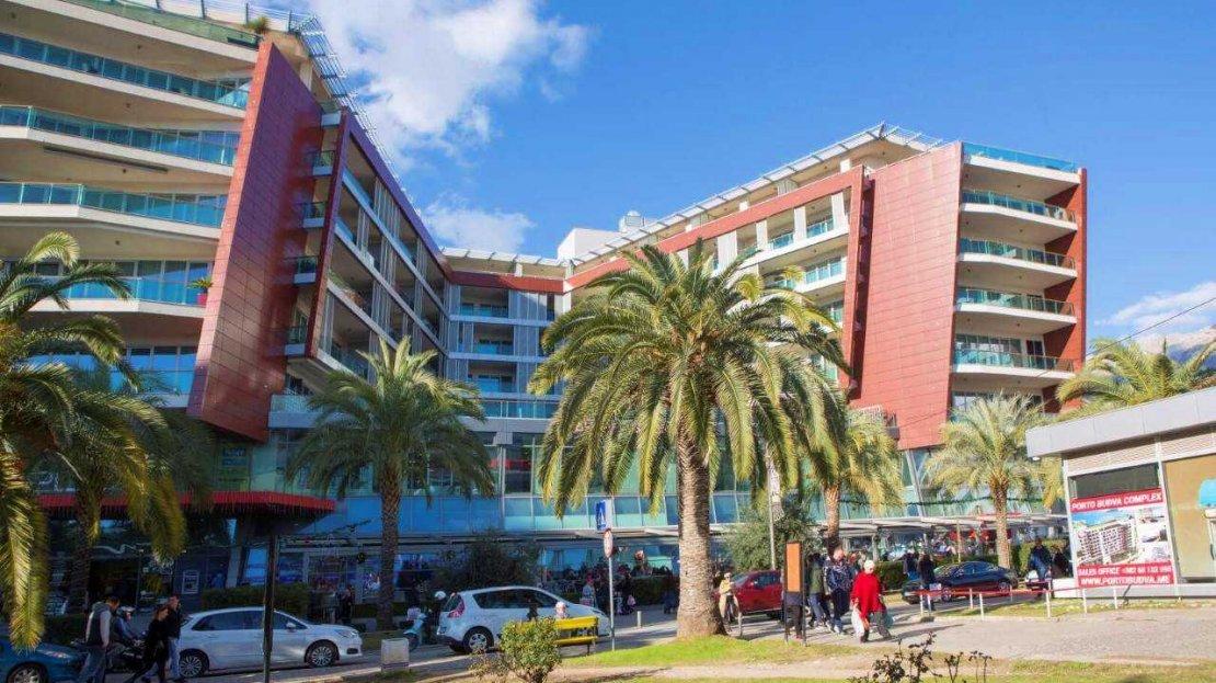budva dvosoban apartman tq plaza