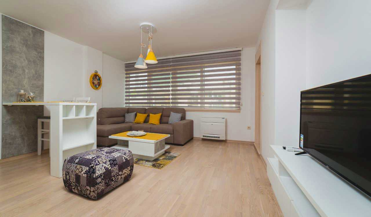 budva centre one bedroom apartment