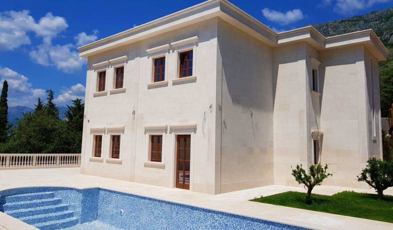 budva luxury villa sale