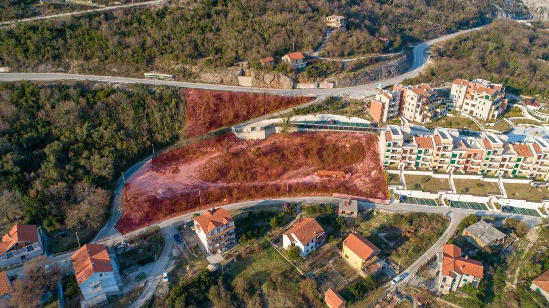 morinj construction plot