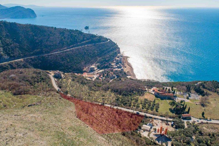 land project budva