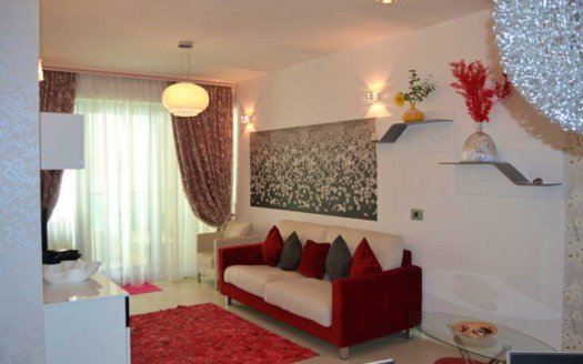 budva centre two bedroom apartment