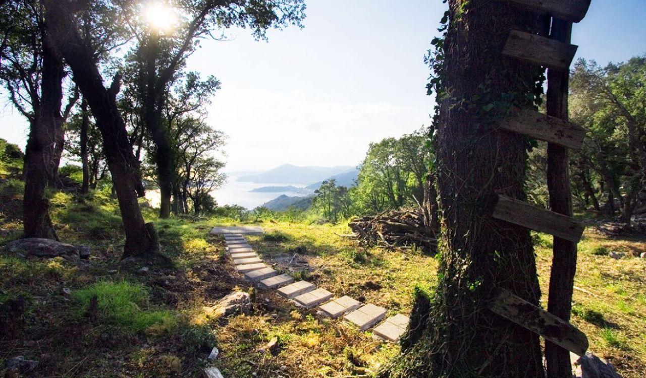 montenegro land remote area