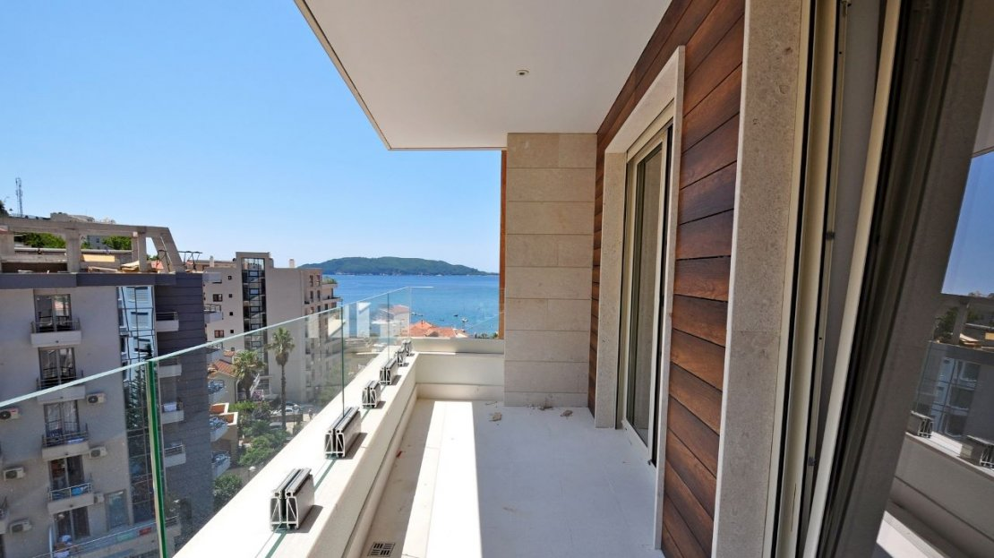 budva rafailovici new apartments