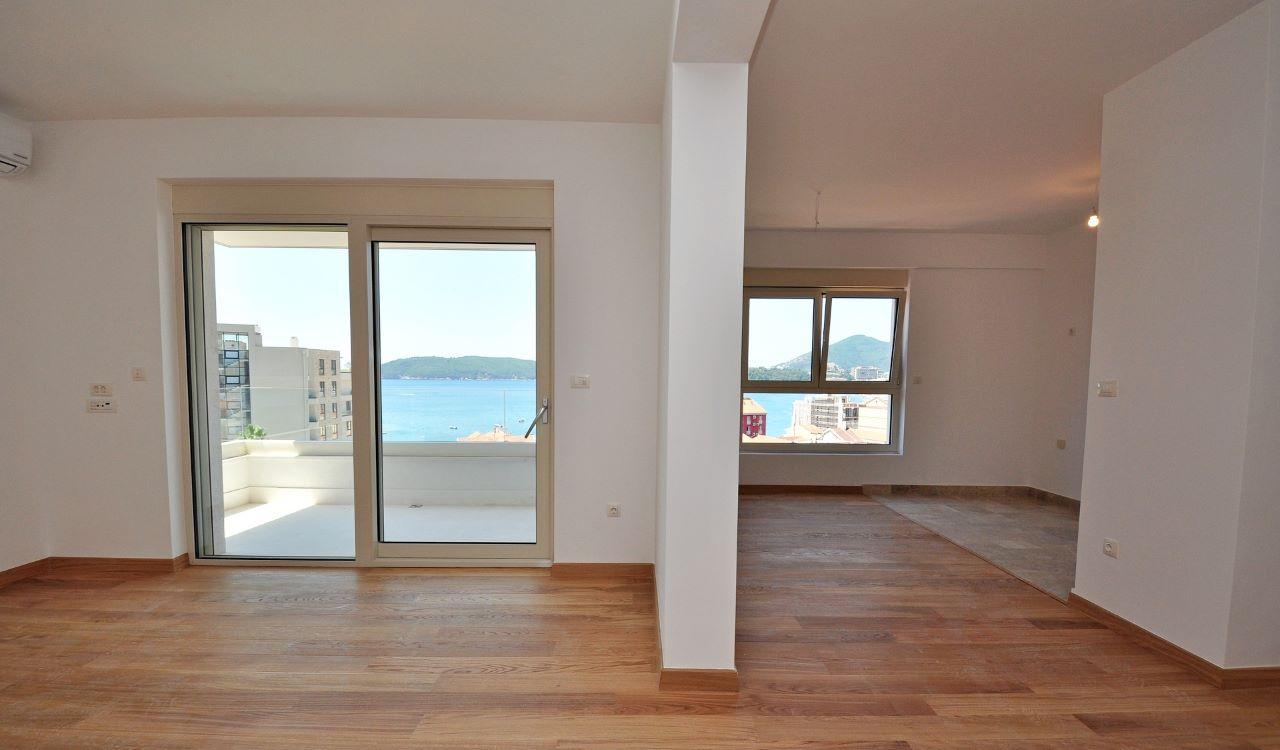 becici rafailovici new apartments