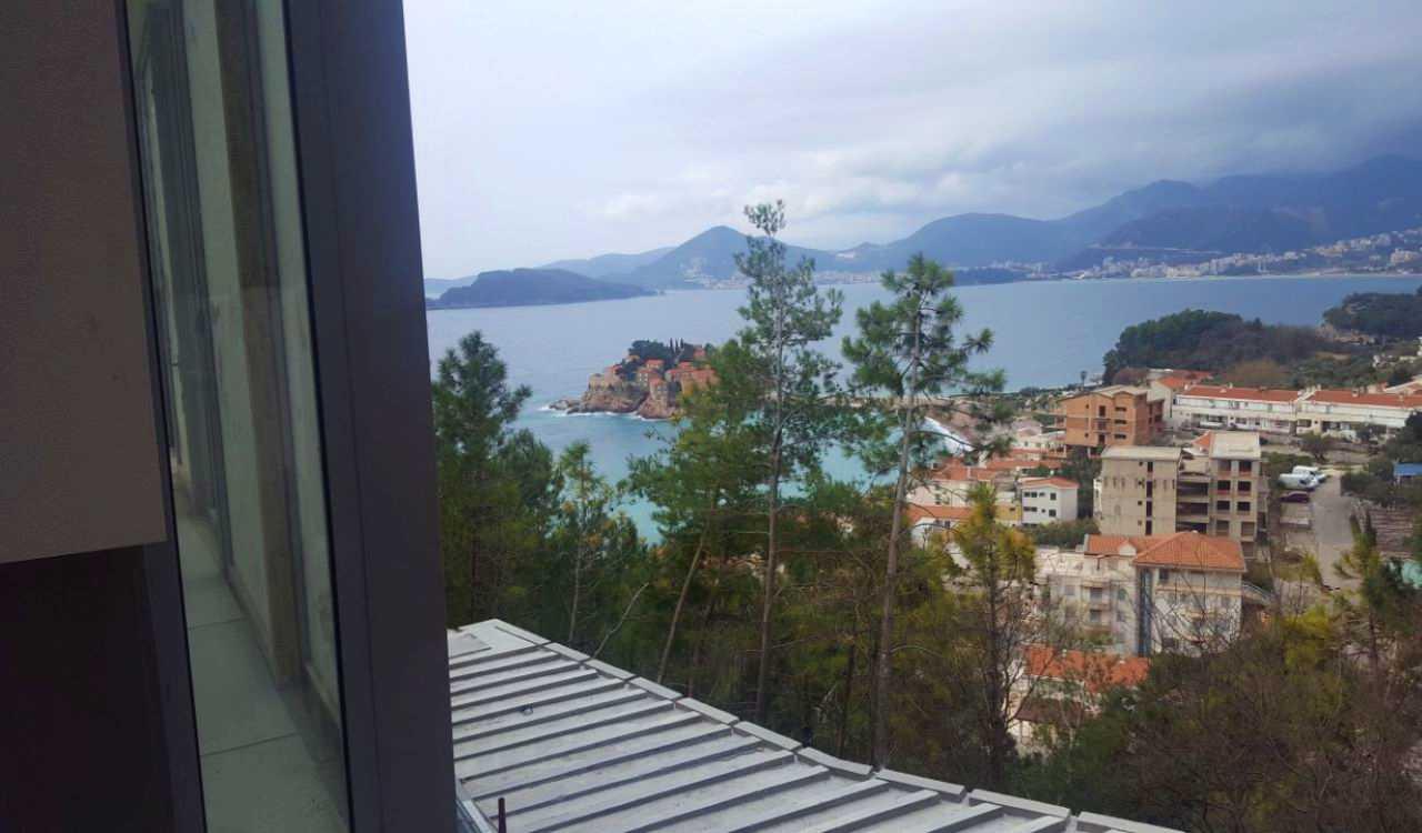 sveti stefan luxury villa