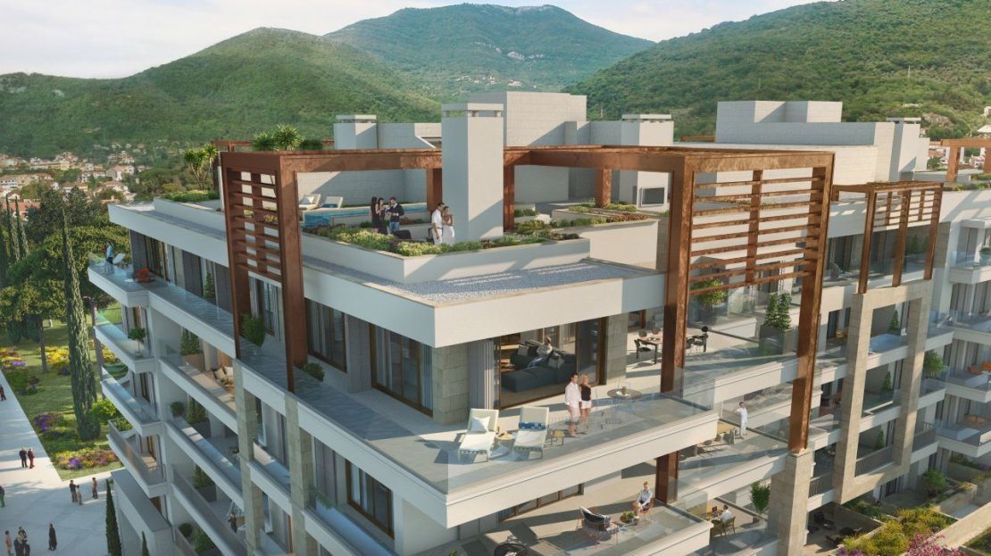 porto montenegro apartmani cene