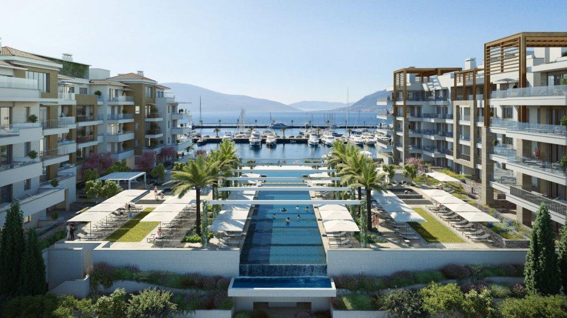 porto montenegro cene