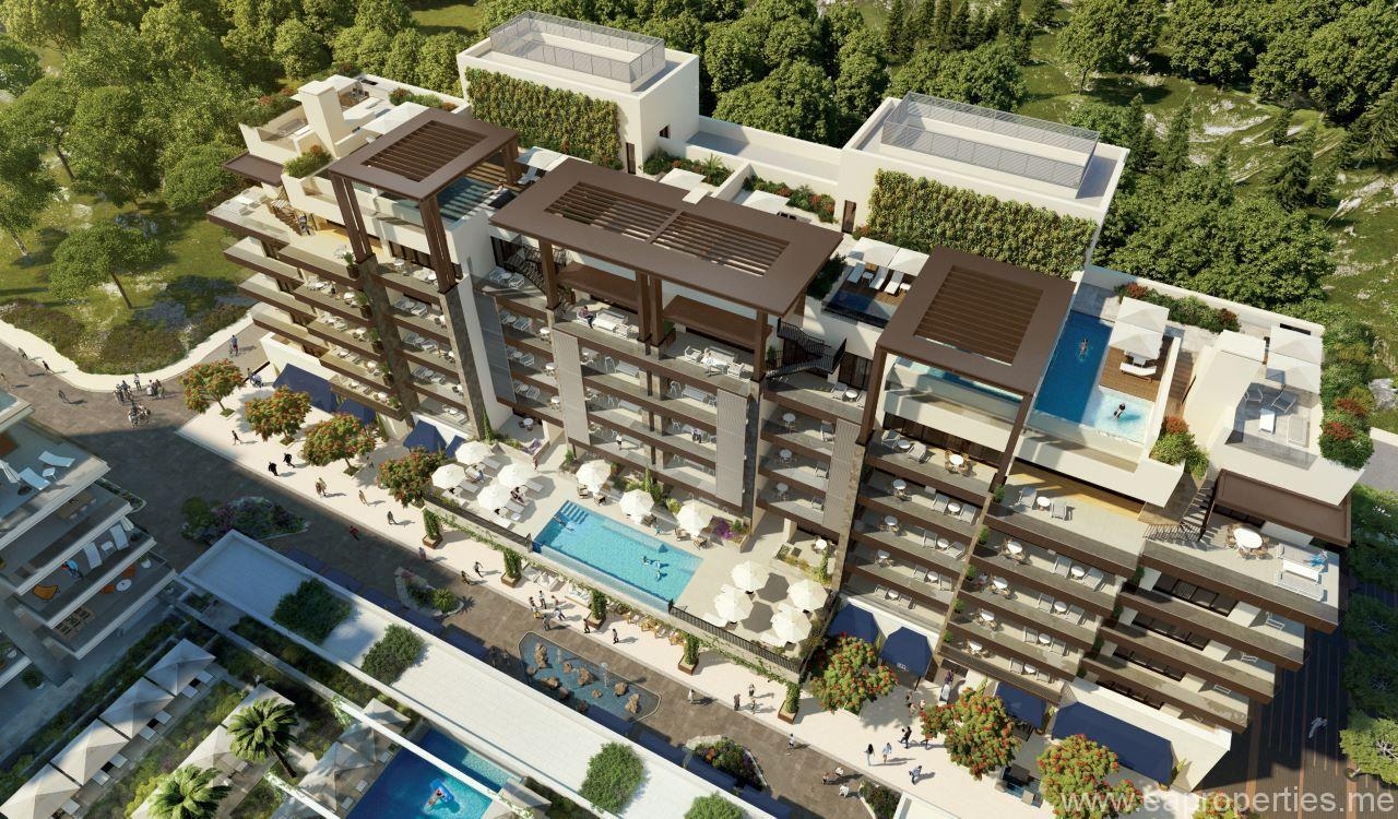 porto montenegro new apartments