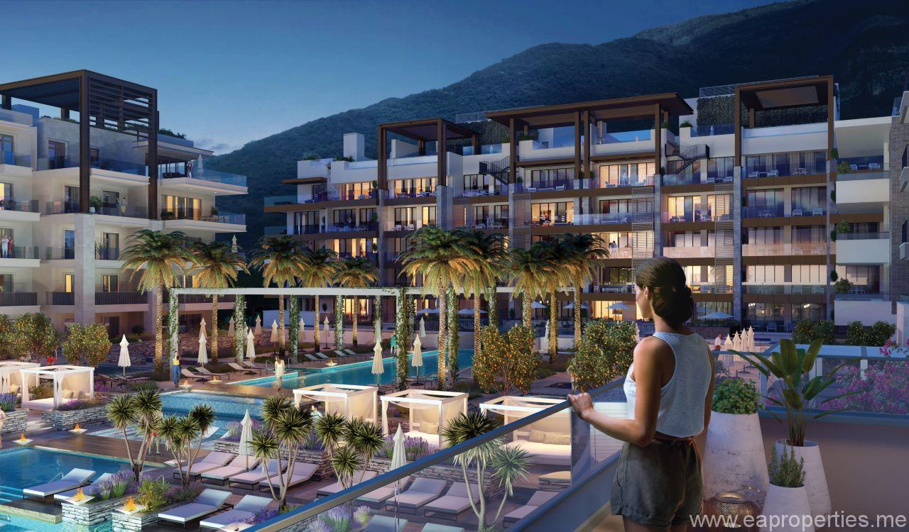 porto montenegro new building