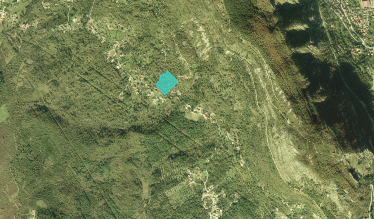 kavac urbanized land