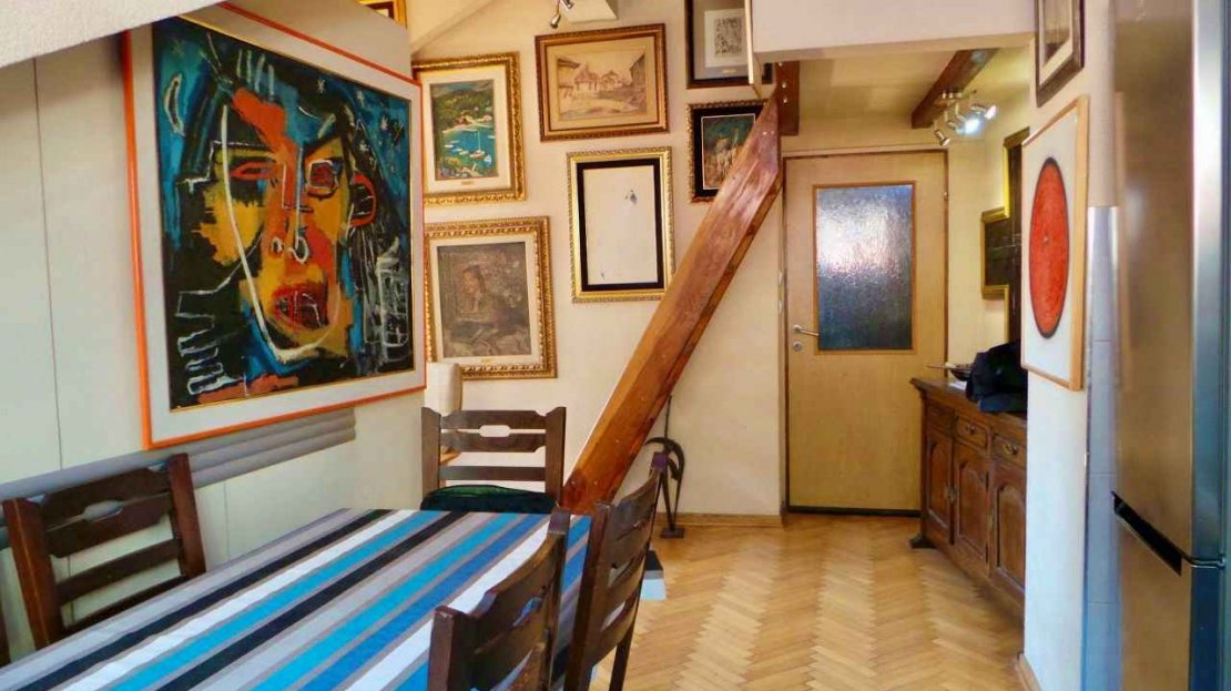 Kotor old town apartment for sale