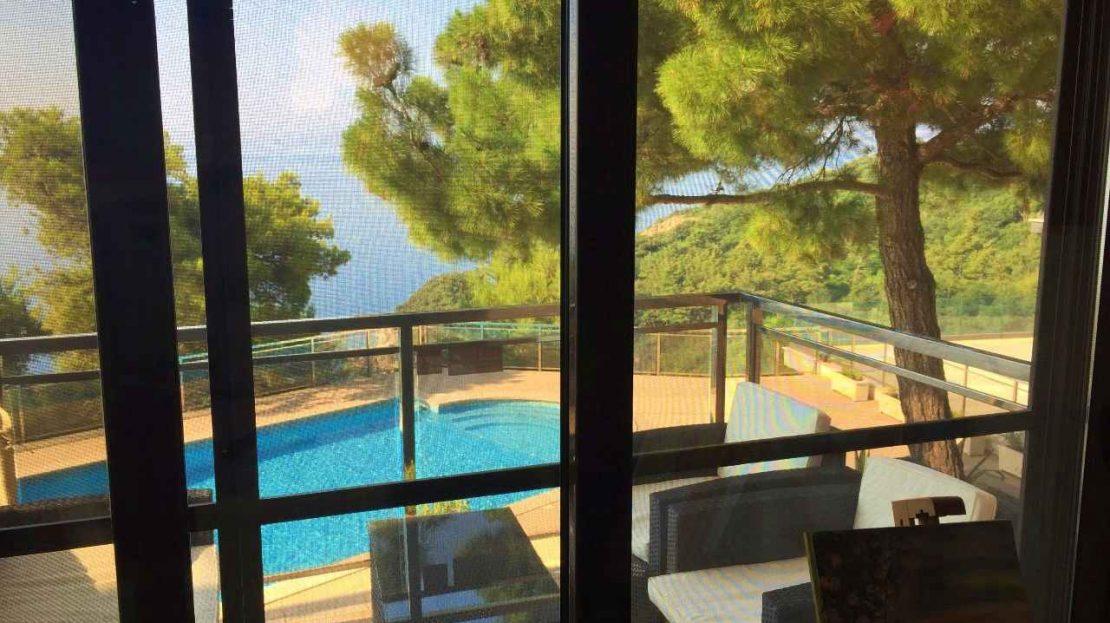 budva apartment seaview