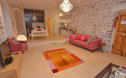 four bedroom apartment rental potential kotor