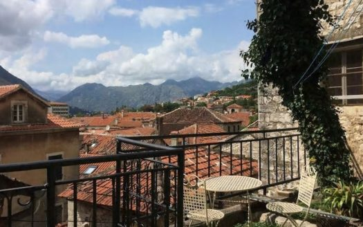 one bedroom apartment private garden kotor