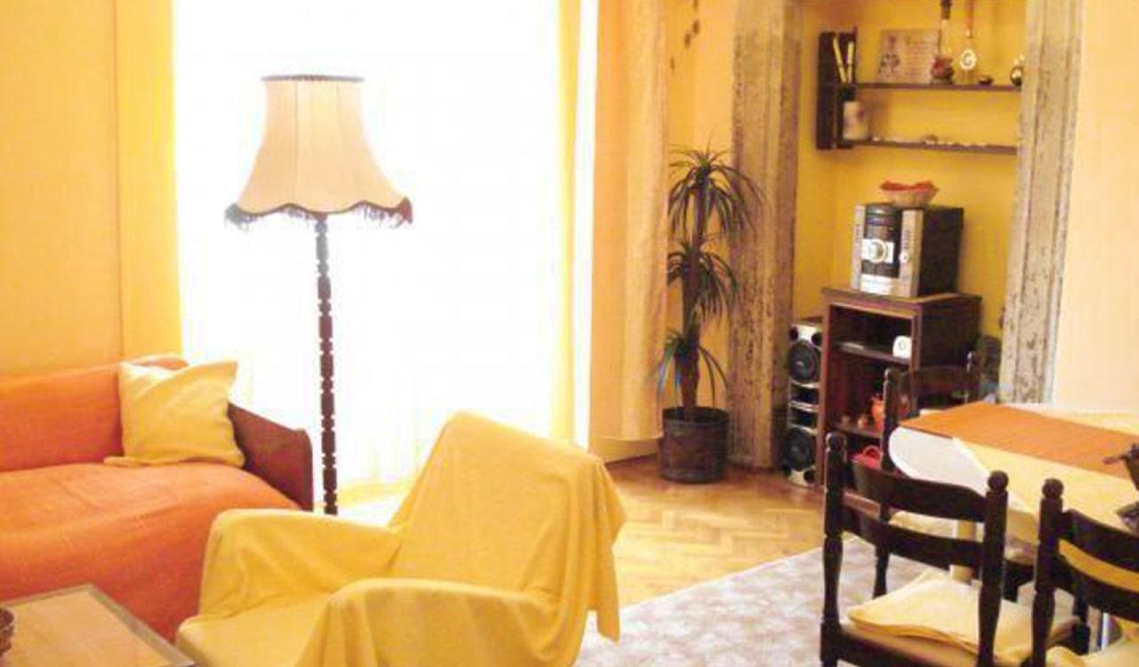 квартира две спальни старый город котор