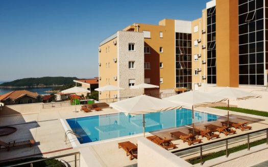 budva penthouse for sale