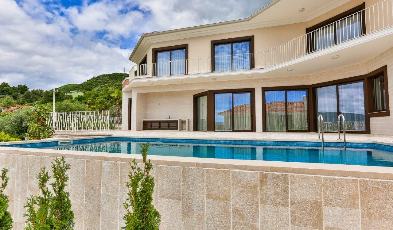 buy new villa tivat